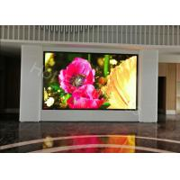 Quality P2 Small Pixel Pitch LED Display , Indoor SMD Rental LED Screen for sale