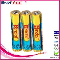 Buy cheap high quality battery AAA size alkaline 1.5v battery lr03 product