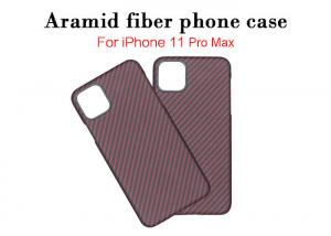 China Strong Protective iPhone 11 Pro Max Aramid Phone Case on sale