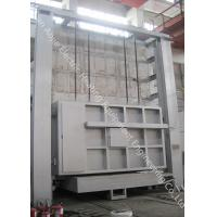 Buy cheap Industrial Heat Treatment Car Bottom Furnace Large Scale For Annealing / from wholesalers
