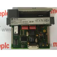 Quality Allen Bradley Modules 1764-MM3RTC MICROLOGIX 1500 LRP 64K MEMORY MODULE  Fully furnished for sale