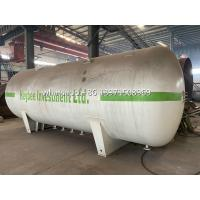 Quality Pressure Vessel 45cbm Cylinder Refilling LPG Gas Storage Tank 15 Years Life Time for sale