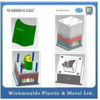 Buy cheap Plastic Injection Molding Service , Injection Moulding Process 3d Design product