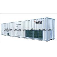 Buy cheap 1mw Cummins Silent Diesel Genset 50Hz/60Hz product