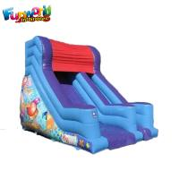 Buy cheap 0.55mm PVC Tarpaulin Inflatable Bouncer Slide for Kids , 1 Year Warranty from wholesalers