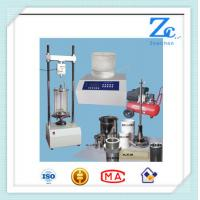 China C001 Soil Testing Equipments Automatic Triaxial Testing Machine With DAQ System on sale