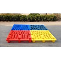 "Quality 48* 40 "" Medium duty nestable ISO standard industrial coloful plastic pallet for sale"