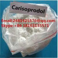 China 78-44-4 Pharmaceutical Raw Steroid Powders Carisoprodol For Muscle Relaxant on sale