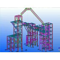 Quality Welding, Braking Structural Engineering Designs, Steel Structure Detailing Contractor for sale