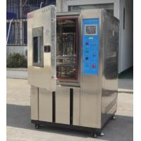 Environmental Test Equipment Temperature Humidity Chamber with Programmable Controller for sale