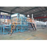 Buy Waste Paper Moulding Pulp Egg Tray Making Machine / Fruit Tray Machine at wholesale prices