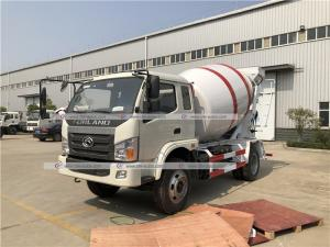 Quality Forland 5CBM Concrete Mixer Truck Construction Equipment for Nigeria for sale