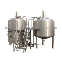 Quality 2000L beer machine for small brewery for sale