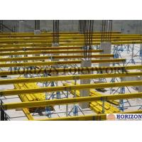 China Flex - H20 Slab Formwork Systems , Solid Floor Prop Formwork For Concrete Slab on sale