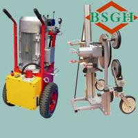 Buy cheap Main powerful wire saw machine BS-70AM Durable hydraulic granite wire saw for from wholesalers