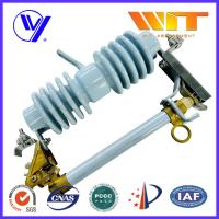 China 15 - 27KV Outdoor Porcelain Housed Fuse Cutout Switch High Voltage on sale