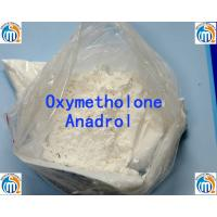 Quality Muscle Gaining Raw Steroid Powders Oxymetholone Anadrol CAS 434-07-1 for sale