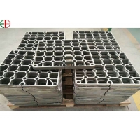 Buy cheap OEM Heat Treatment Cast Base Tray For Industrial Furnace from wholesalers