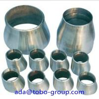 China ASTM A403 / A403M WP321 ASME B16.9 Stainless Steel Concentric / Eccentric reducer on sale