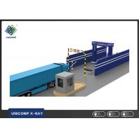 Buy cheap Prison Vehicle X Ray Scanner Real - Time Imaging With Moving Quickly Operation from wholesalers