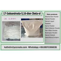 Buy cheap CAS 32138-69-5 Pharmaceutical Raw Materials Abiraterone Acetate Intermediate from wholesalers