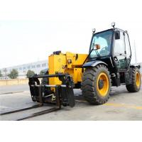 Buy cheap High Efficiency XC6-3007 Rent Telescopic Telehandler Forklift , Small Telescopic Forklift Extended Boom from wholesalers