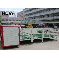 Quality Fabric Sublimation Printing Machine , Calendar Roll To Roll Heat Transfer Machine for sale