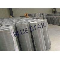 Quality 304 / 316 Stainless Steel Woven Wire Mesh For Chemical Filter Ribbons & Elements for sale