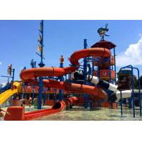 Quality Multi Color Water Playground Equipment 1030M Size For Water Amusement Park for sale