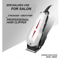 Buy cheap 6 In 1 Electric Hair cliper Titanium Black Safety Corded Hair Trimmer from wholesalers