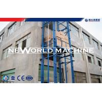 Quality Fixed Type Fixed Hydraulic Goods Lift 2000kg 4m With 4kw Power for sale