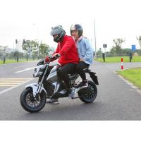 Quality 2000w Electric Scooter Motorcycle With 72v 20 - 60ah Lead Acid / Lithuim for sale