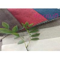 China SGS Colorful Cotton Linen Fabric 148-150cm Width Easy Clean No Harmful Chemicals on sale