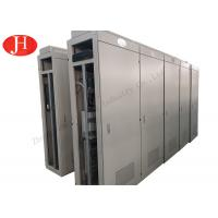 China Electric Automatic Cassava Flour Processing Equipment With Computer Control System on sale
