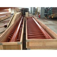 Quality Compact Structure CFB Boiler Header With Large Diameter Welded Pipe for sale