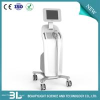 Quality Verticle Style Ultrasound Slimming Machine To promote and accelerate the body metabolism for sale