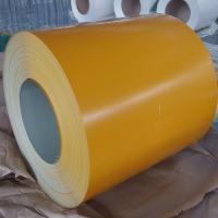 Quality High Performance Prepainted Aluminum Coil Color Coated Aluminium Coil for sale