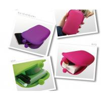 Quality Wholesale Promotional Gift Mini ladies handle silicone glass bag for sale