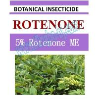 Buy cheap 5% Rotenone ME, biopesticide, organic insecticide, botanic, natural from wholesalers