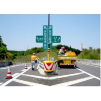 Quality Anti Collision Yellow Traffic Impact Attenuators For Highway for sale