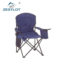 China OEM Aluminum Frame 42*41*47cm Outdoor Camping Chair on sale