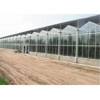Quality Eco Friendly Materials PC Sheet Greenhouse 50 Micron UV Thickness Design for sale