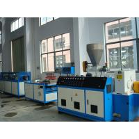 Quality Small capacity PVC profile extrusion line( for ceiling) for sale