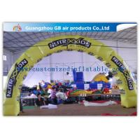 Buy cheap Pvc Tarpaulin Inflatable Tire Arch Promotion For Tyre Entrance Arch product