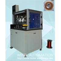 Buy cheap Stator winding machine for manufacturing BLDC outrunner motors from wholesalers