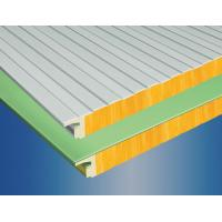 Quality PU Insulation Roof Panel for sale