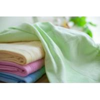 Quality Fashionable Organic Cotton Towels Solid Colors Unique Microfiber Bamboo Cotton Towels for sale