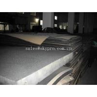 Quality High Density Fireproof Rubber Foam Board Sound Absorbing With EVA Material for sale