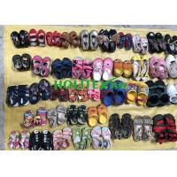 China Africa Second Hand Clothes And Shoes / Children Mixed Shoes For All Seasons on sale