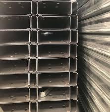China Shipbuilding Sheet Metal C Channel , Light Gauge C Channel Wide Application on sale